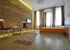 Apartof - Стамбул - Спальня