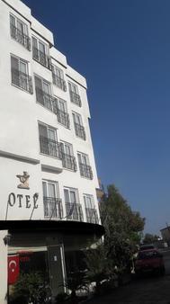 Erdemli Paperon Butik Hotel - Limonlu - Building