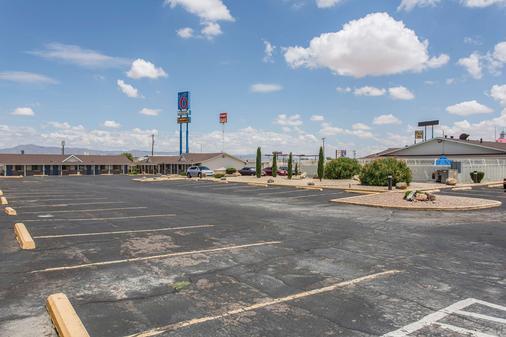 Motel 6 Lordsburg, NM - Lordsburg - Gebäude