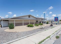 Motel 6 Lordsburg Nm - Lordsburg - Building