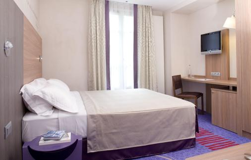 Hotel de Sevigne - Paris - Bedroom
