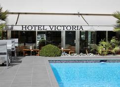維多利亞酒店 - 坎城 - 戛納 - 建築