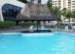 Flat Edf Golden Beach - Jaboatão dos Guararapes - Pool