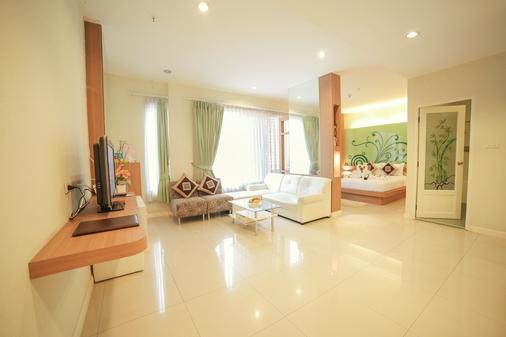 Vientiane Hemera Hotel - Вьентьян - Гостиная