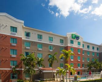 Holiday Inn Express Pembroke Pines-Sheridan Street - Pembroke Pines - Edificio