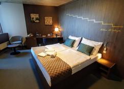 Hotel D1 - Ostrovačice - Bedroom