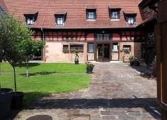 Maison D'hotes Au Freidbarry - Ingwiller - Building