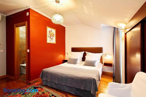 Hotel Mestre de Avis - Guimarães - Bedroom