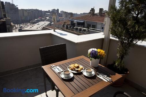 Grand Zentrum Hotel - Istanbul - Balcony