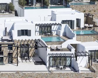Myconian Utopia Relais & Chateaux - Elia - Building