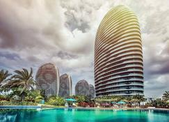 Phoenix Island Ocean Dream Resort Sanya - Tam Á - Toà nhà