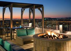 Residence Inn by Marriott Tempe Downtown/University - Tempe - Patio