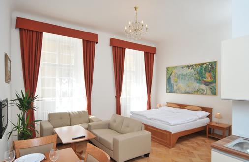 Prague Boutique Residence - Prague - Bedroom