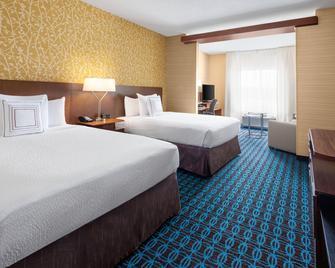 Fairfield Inn & Suites by Marriott Poplar Bluff - Poplar Bluff - Schlafzimmer