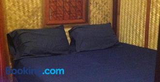 New Hut Bungalow - Ko Samui - Bedroom