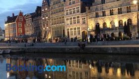 De Draecke Hostel - Gent - Gebouw