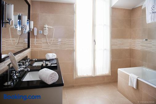 Hôtel de Sèze - Bordeaux - Bathroom