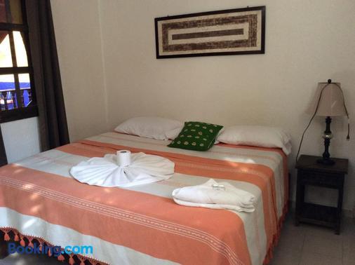 Posada Aguila Real - Palenque - Bedroom