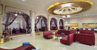 Kilikya Palace Goynuk - Kemer - Sala de estar