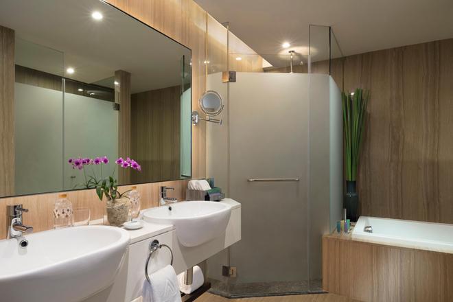 Lancaster Bangkok - Banguecoque - Casa de banho