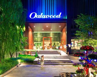 Oakwood Hotel And Residence Sriracha Sha Certified - Si Racha - Budova