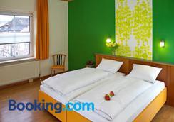 Stadtcafe Hotel Garni - Hammelburg - Bedroom