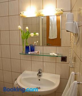 Stadtcafe Hotel Garni - Hammelburg - Bathroom