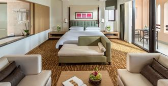 Shangri-La Barr Al Jissah, Muscat - Muscat - Bedroom