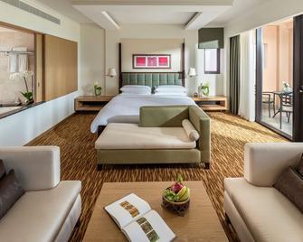Shangri-La Barr Al Jissah, Muscat - Maskat - Schlafzimmer