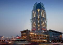 Radisson Tianjin - Τιαντζίν - Κτίριο