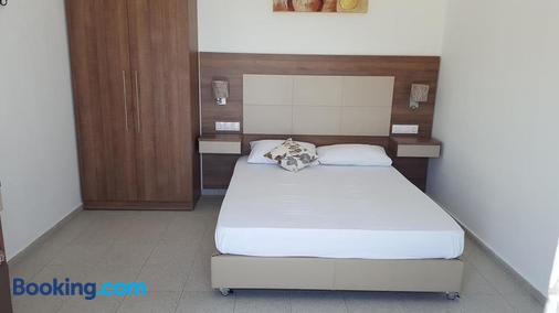 Sky Beach Hotel - Agia Galini - Bedroom