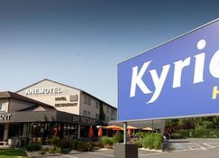 Kyriad Clermont Ferrand Nord - Riom - Riom - Edifício