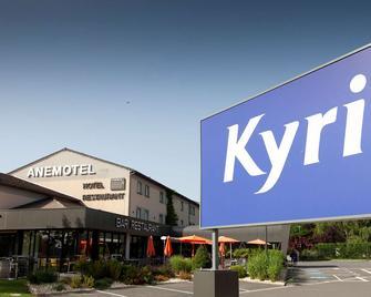 Kyriad Clermont Ferrand Nord - Riom - Риом - Здание