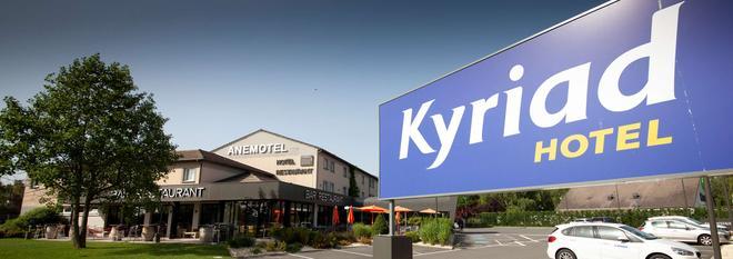 Kyriad Clermont Ferrand Nord - Riom - Riom - Building