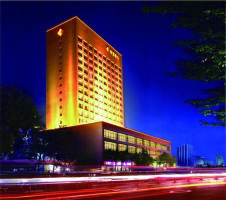 Tianjin Hopeway Hotel - Tianjin - Building