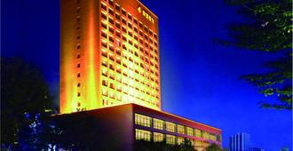 Tianjin Hopeway Hotel - Tianjin - Rakennus