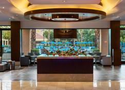 Renaissance Palm Springs Hotel - Palm Springs - Lobby
