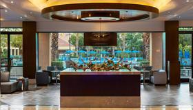 Renaissance Palm Springs Hotel - Palm Springs - Reception