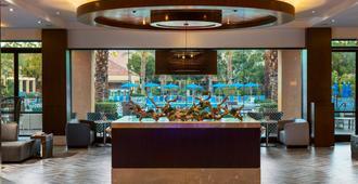 Renaissance Palm Springs Hotel - פאלם ספירנגס - לובי