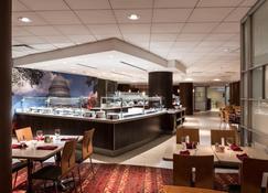 Holiday Inn Washington-Capitol - וושינגטון די.סי - מסעדה