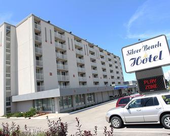 Silver Beach Hotel - Saint Joseph - Gebäude