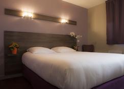 Hotel Vesontio (Ex Hotel Oxalys) - Besancon - Yatak Odası