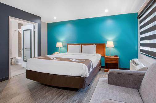 Quality Inn Near Hollywood Walk of Fame - Los Angeles - Makuuhuone