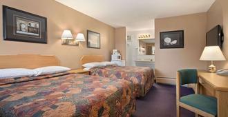 Travelodge by Wyndham Moose Jaw - Moose Jaw - Bedroom