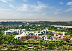 Intercontinental Shenzhen - Shenzhen - Näkymät ulkona