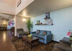 Comfort Inn & Suites Airport South - Calgary - Aula