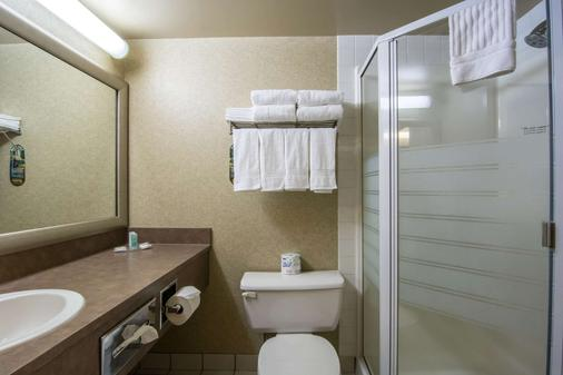 Comfort Inn & Suites Airport South - Calgary - Kylpyhuone
