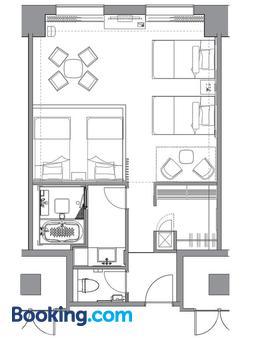 Hotel Mystays Premier Omori - Tokyo - Floorplan