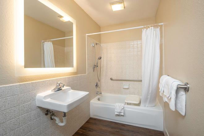 SureStay Hotel by Best Western Fairfield Napa Valley - Fairfield - Bad