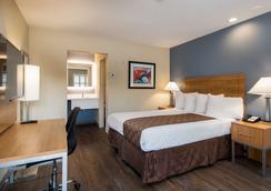 SureStay Hotel by Best Western Fairfield Napa Valley - Fairfield - Schlafzimmer